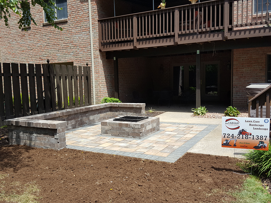 Pavers Work
